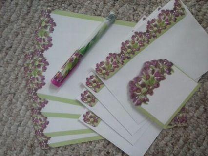 Pen And Paper Set