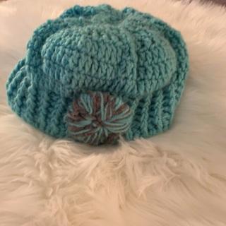 Handmade knit Winter Hat