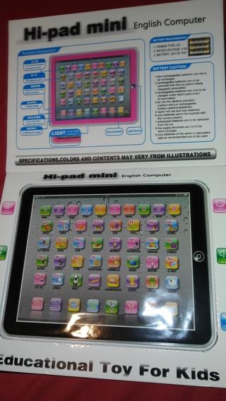 HI PAD MINI  Educational toy for kids