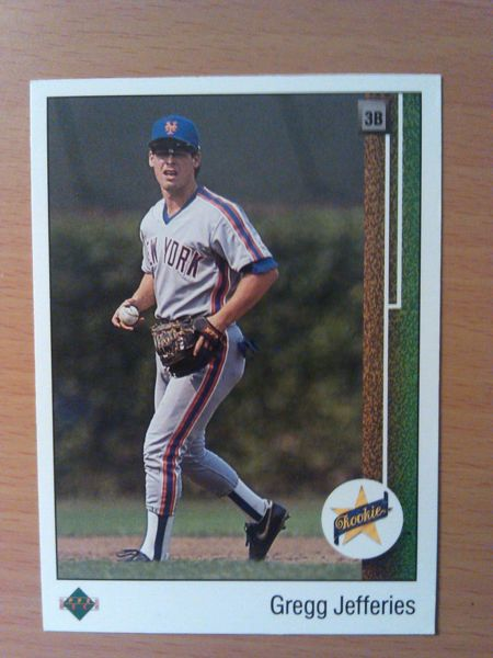 Free Authentic Upper Deck 90s Rookie All Star Card The New York