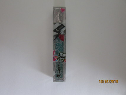 New- SEPHORA TOKIDOKI Lip Gloss- Aqua Blue- HOT!!!