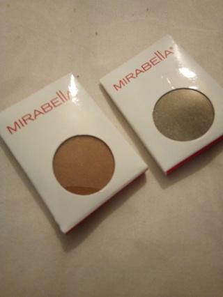 Mirabella Eyeshadows (Updated 12/3/19 GIN BONUS )