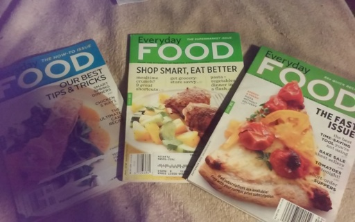 4-Everyday Food Magazine