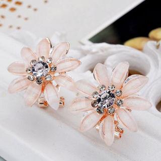 *~* Flower Ear Stud Earrings*~*