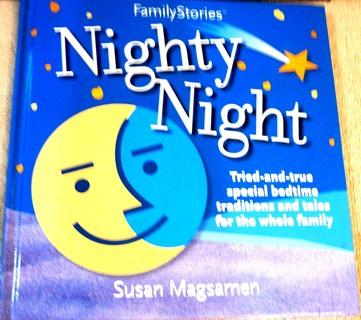 """Hardcover Children's Family Stories..""""Nighty Night"""" Book"""
