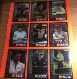 14 NASCAR Limited Edition Chromium 1993 Cards!