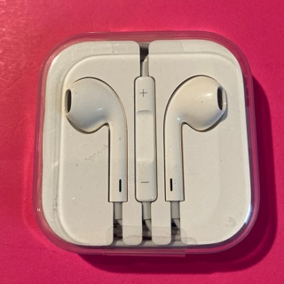 Apple iPhone Earbuds - New