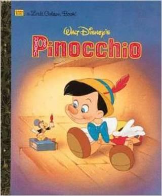 Pinocchio (A Little Golden Book)