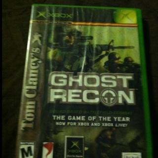 Xbox Ghost Recon
