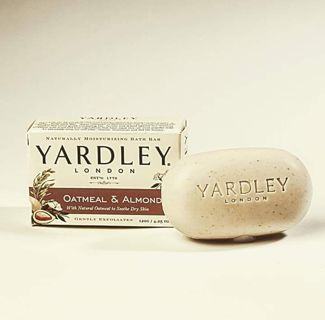 ⭐♦️1 BAR YARDLEY LONDON OATMEAL & ALMOND SOAP♦️⭐