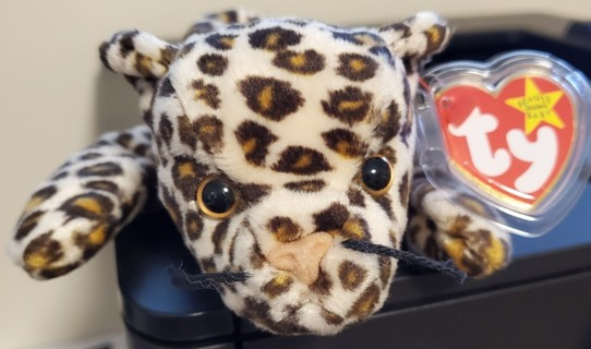 """NEW - TY Beanie Baby - """"Freckles"""""""