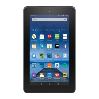 "❤BRAND NEW FACTORY SEALED~TABLET- Fire, 7"" Display, Wi-Fi, 16 GB - Black -With Gift Receipt • ❤"