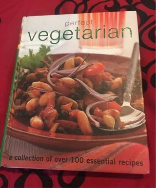 Perfect Vegetarian Cookbook