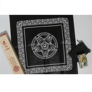 """Tarot Lot """"Gift Bundle"""" - Cards, Cloth, Incense"""