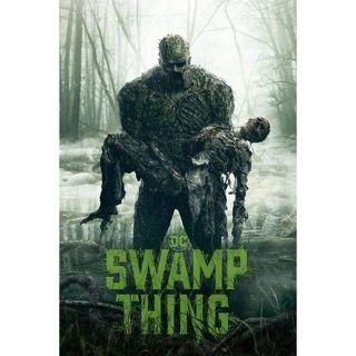 The Swamp Thing Complete Series Digital Code