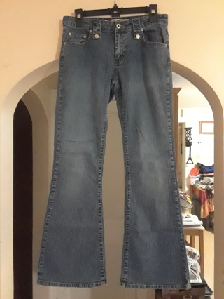 Jeans....size 9/10 by One Tuff Babe