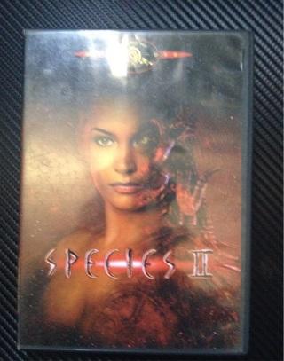 Species 2 DVD