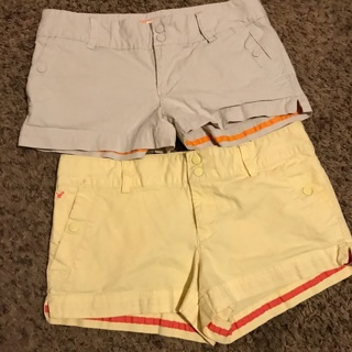 American Eagle shorts size 6