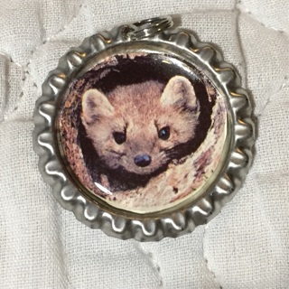 The Cutest! Baby Red Panda Pendant
