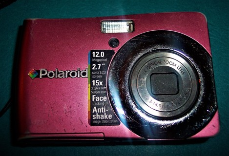 Polaroid i237 12 MP Digital Camera