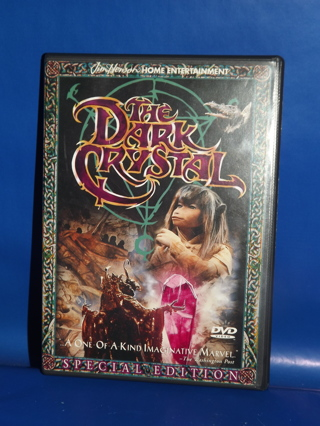The Dark Crystal Special Edition DVD Jim Henson Please Read Ad About Free Shipping