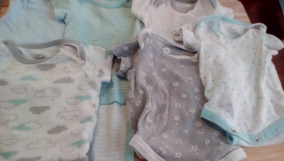 Newborn Boys Clothes: GUC