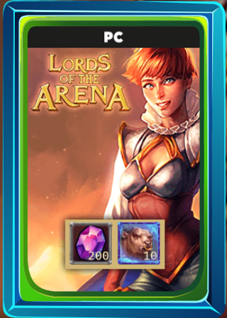 Lords of the Arena - Welcome Pack
