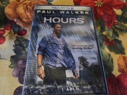 hours movie dvd