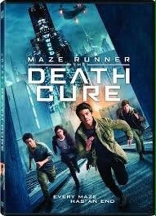 MAZE RUNNER - The Death Cure - HD DIGITAL COPY **