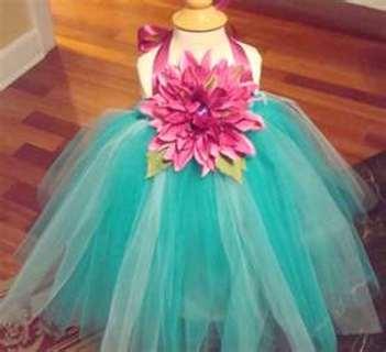 Beautiful Tutu Dress Diy