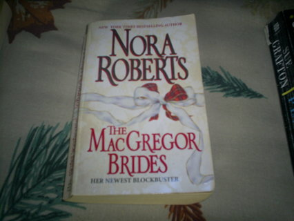 The MacGregor Brides by Nora Roberts pb