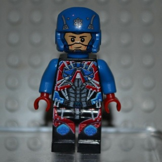 New The Atom Minifigure Building Toy Custom Lego