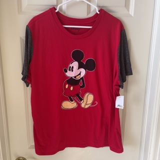 Disney blouse for women size 2X / New / shipping is $3.50 :)