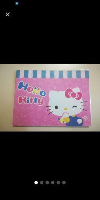 Kawaii hello kitty Letter Pad