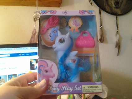 Unicorn /Pony Play Set