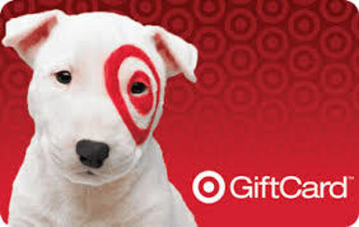 $2 Target Gift Card