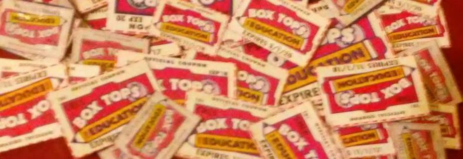 50 BTFE - Box Tops for Education