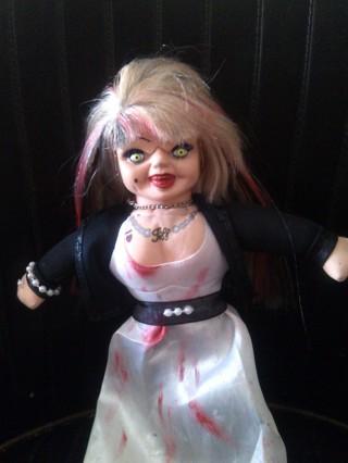 free tiffany bride of chucky doll collectible toys listia com