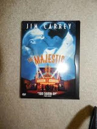 The Majestic dvd