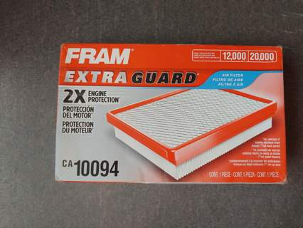 NEW FRAM Air Filter
