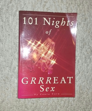 101 nights of great sex book