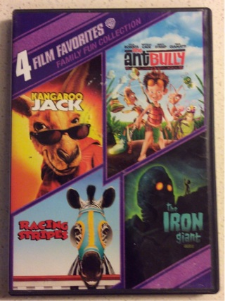 4 movies collection