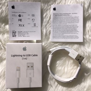 Apple Lighting Cable 1m/3ft