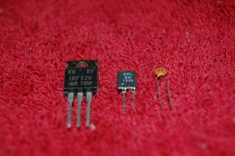 Free: Cobra,Uniden IRF520 Mosfet Final Kits - Other