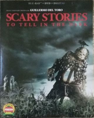 Scary Stories To Tell In The Dark (2019) Ultraviolet Digital HD Code NEW! NEVER USED!