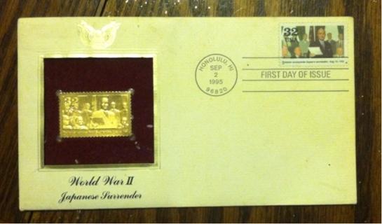 Gold Stamp Circa 1995
