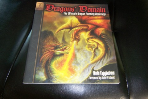 Dragons' Domain The Ultimate Dragon Painting Workshop