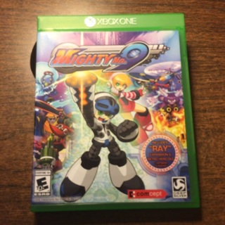 Mighty No.9 for Xbox One