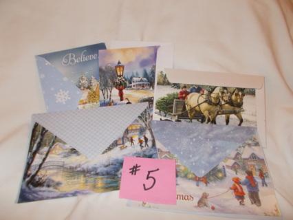 #5    - 5 New Christmas W/ ev