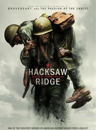 Hacksaw Ridge HD digital copy